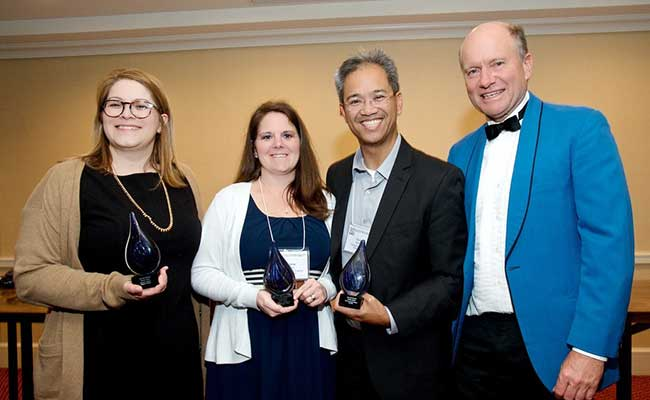 Tetra Tech Receives Industry Awards from Environmental Business Journal