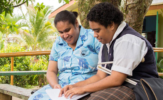 Tetra Tech-supported Australia Awards Alumni, Sisi Coalala, an advocate for people with disability