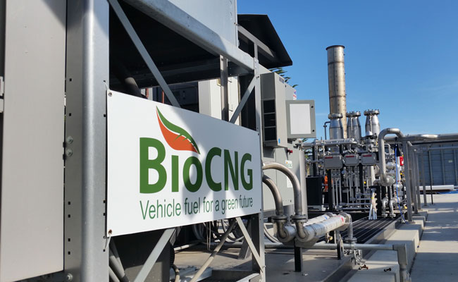 BioCNG—Vehicle Fuel for a Green Future 7