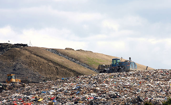 Proper management can help prevent hot landfill facilities