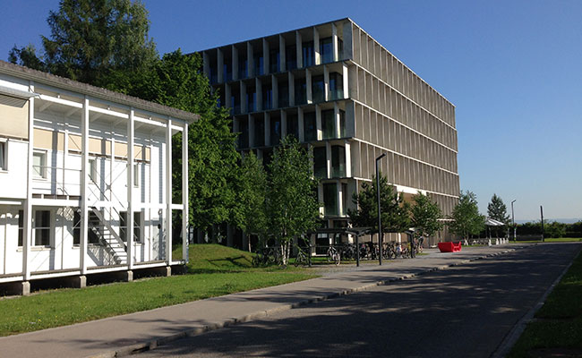 ETH Zurich Campus Höngerberg – Home of the Master of Advanced Studies in Sustainable Water Resources Programs