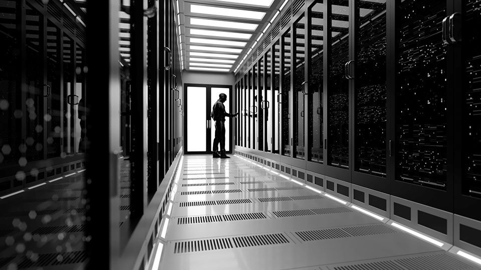China Mobile International UK Data Center