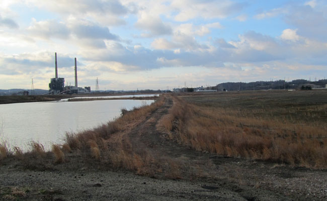 Coal Combustion Residuals Pond Closures at American Electric