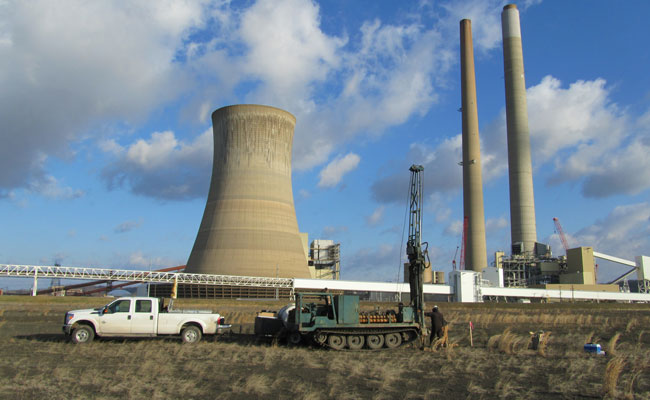 Coal Combustion Residuals Pond Closures At American