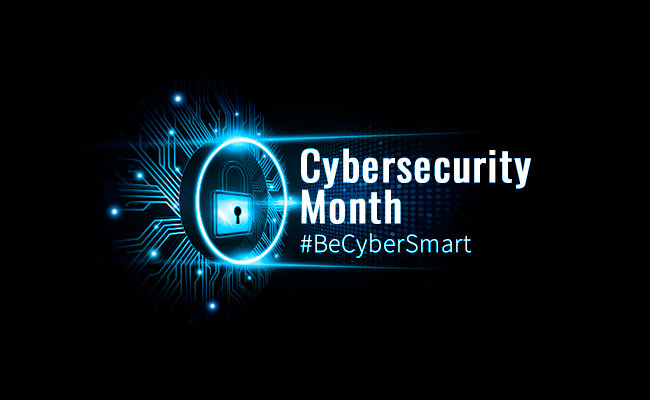 Tetra Tech recognizes Cybersecurity Month 2020, by ensuring our staff and clients are cyber smart.