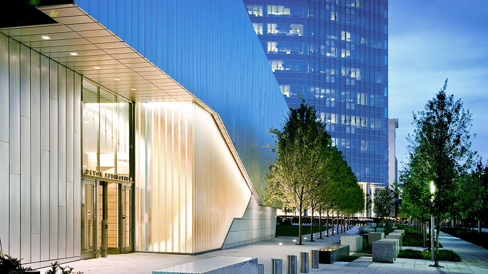 Devon Energy Corporate Headquarters in Oklahoma City, Oklahoma