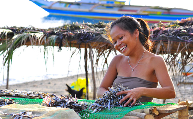 ECOFISH helps improve fisheries management for sustainable and bountiful harvests.