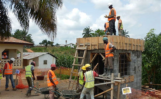 Tetra Tech Supports Community Input during Liberia Municipal Water Project