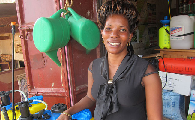 Tetra Tech Supports Female Agro-dealers and Suppliers Across Uganda