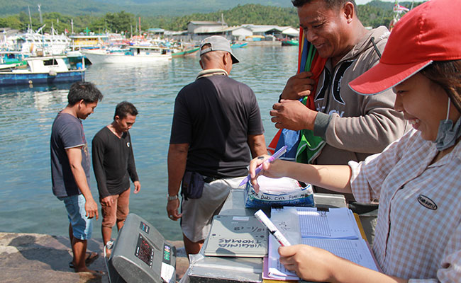 Digital Catch Reporting Supports Fisheries Management in Southeast Asia