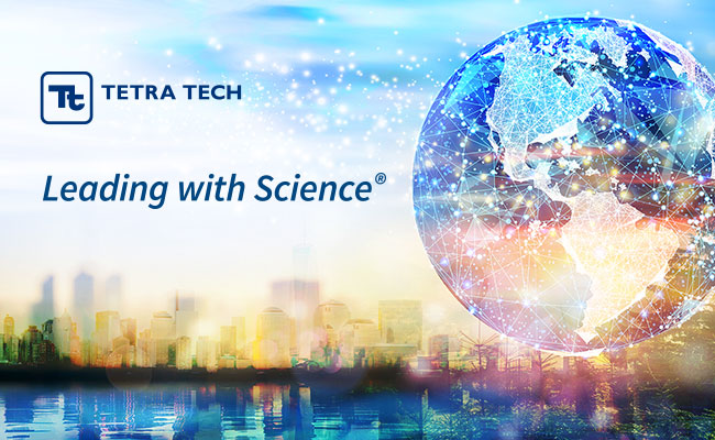 Building on Tetra Tech's legacy of excellence to create future innovations