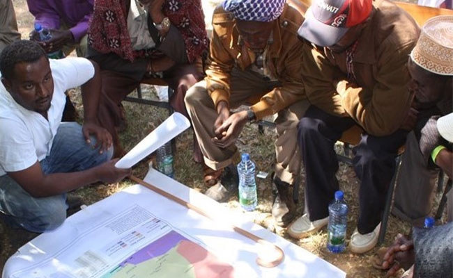 Tetra Tech works with Rural communities in Ethiopia.