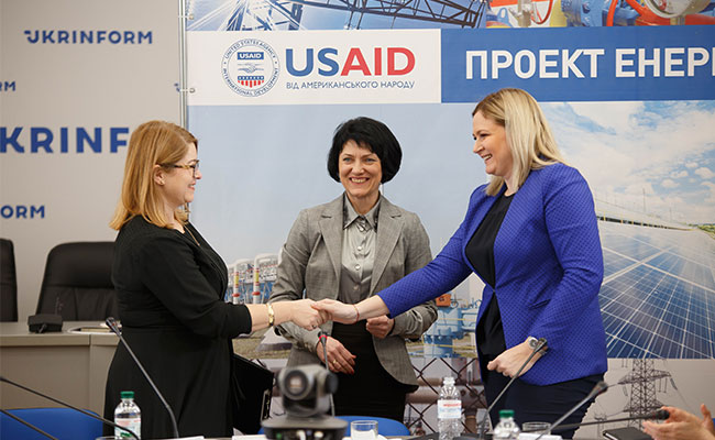 Improving Gender Diversity in Ukraine's Energy Sector