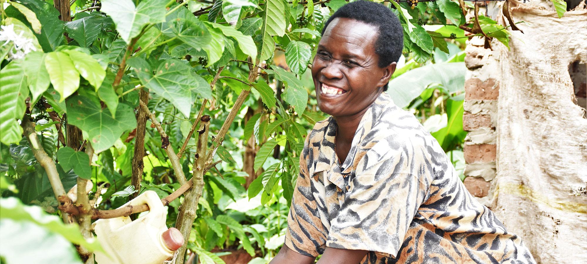 Promoting good hand hygiene in rural Uganda