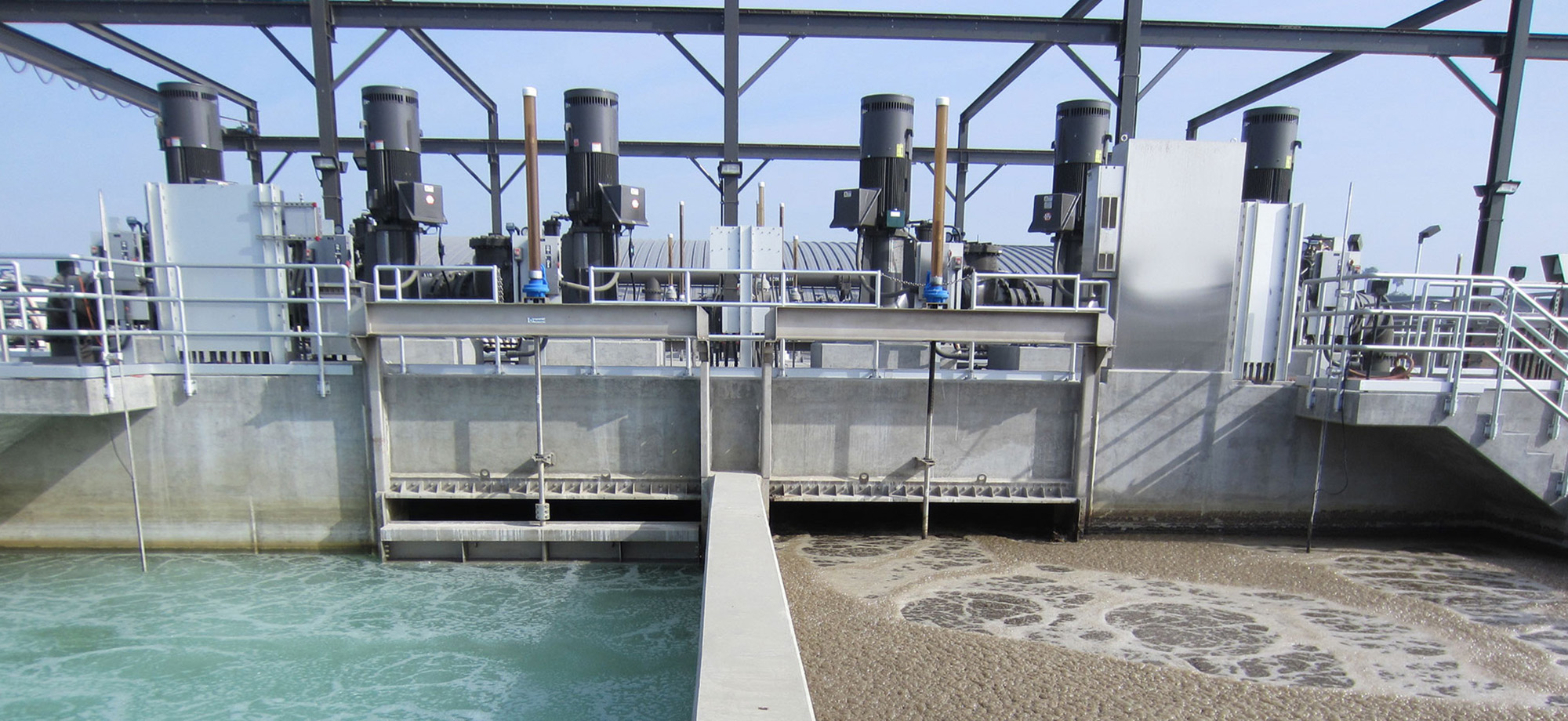 Tetra Tech provides sustainable wastewater solutions using state-of-the-art technology.