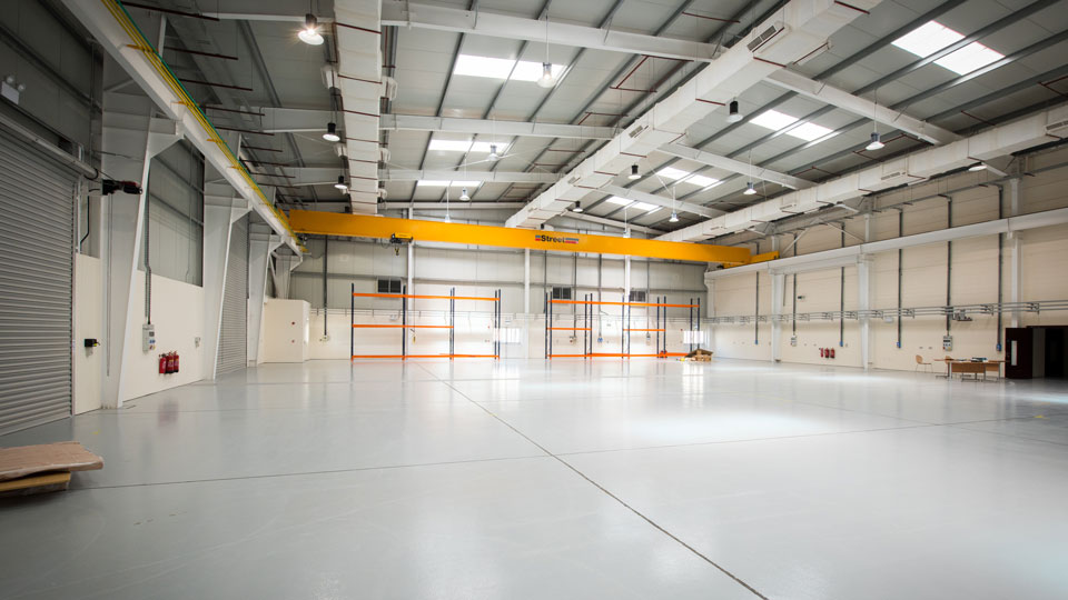 UK Naval Support Facility