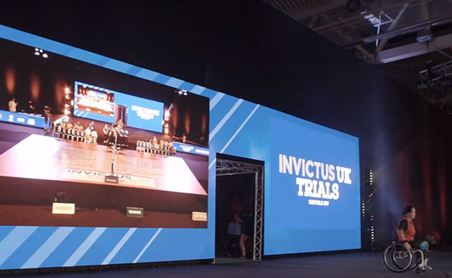 WYG, A Tetra Tech Company, Proudly Supports Invictus UK