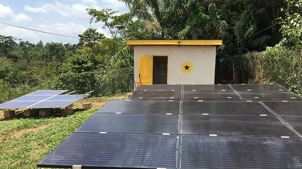 Through the Power Africa Beyond the Grid initiative, Tetra Tech works with businesses and entrepreneurs to provide acces