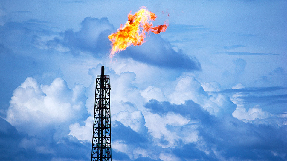 A reduction in gas flaring has the potential to be a win for the environment and economic development.