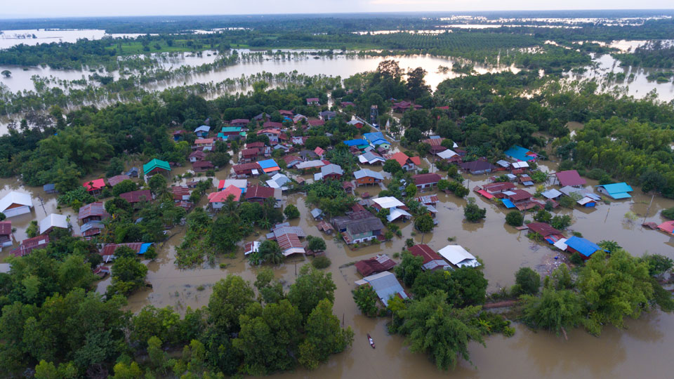 Tetra Tech provides assistance to communities rebuilding after a disaster