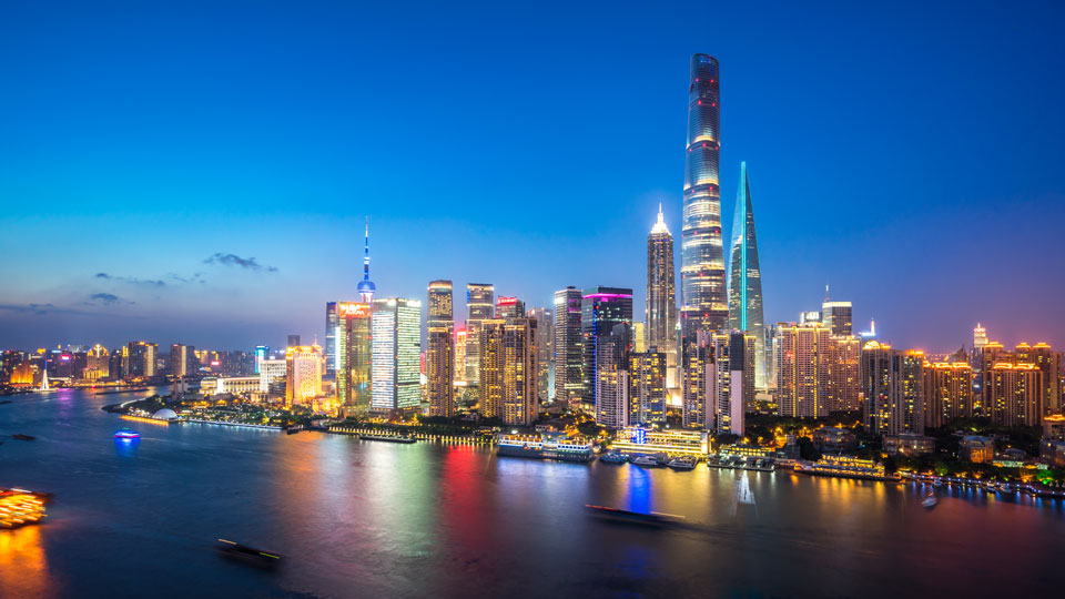 Tetra Tech's High Performance Buildings Group provided services for the Shanghai Tower
