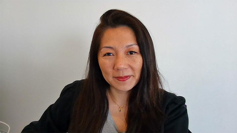 Headshot of Juliane Tamura.