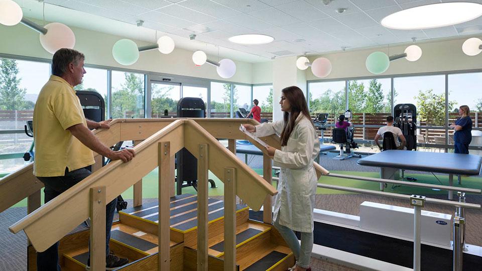 Kaiser Antelope Valley Rehabilitation Space