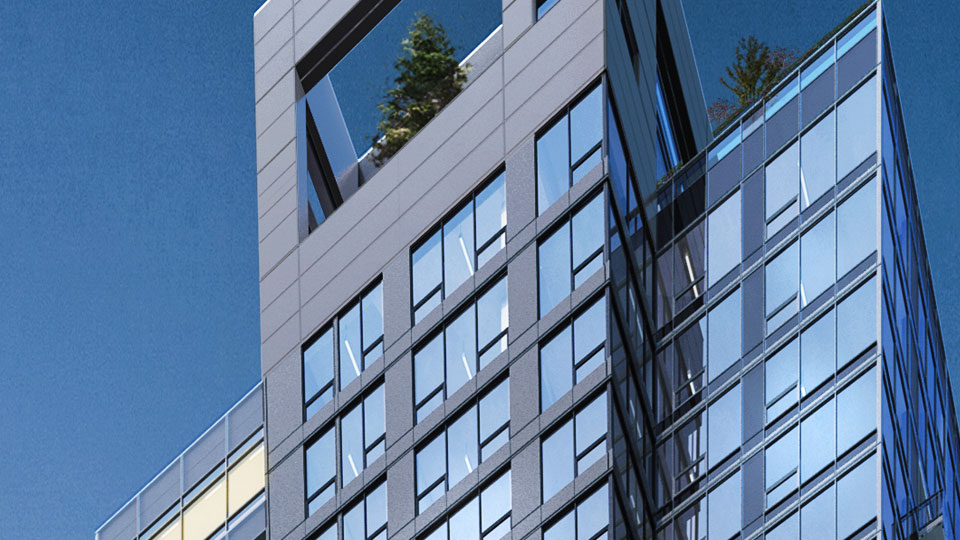 Tetra Tech's High Performance Buildings Group provided provided services to the Kinects Tower in Seattle, Washington.