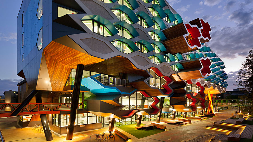 Tetra Tech-designed La Trobe Institute for Molecular Science is a perfect fusion of form and function.