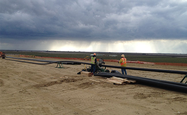 Tetra Tech performed full-service landfill engineering support at the Fairmead Landfill in Madera, California.