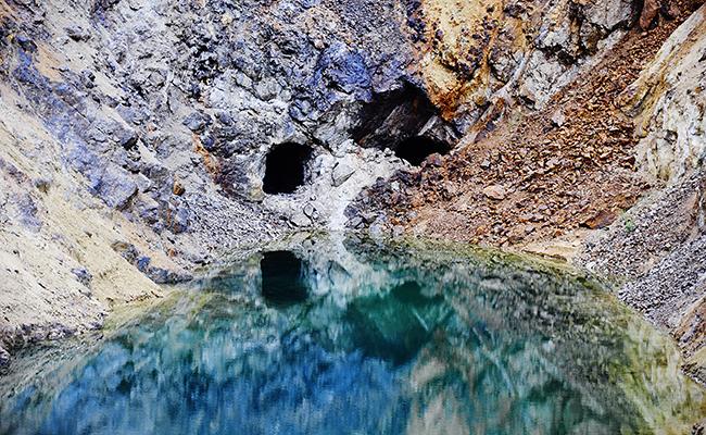 Mount Nansen Mine