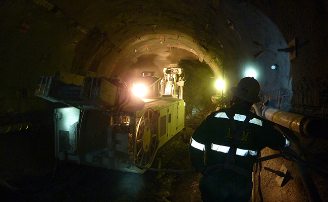 Cameco Tunnel