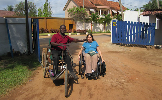 Tetra Tech ProJustice Program Works to Advance Disability Rights