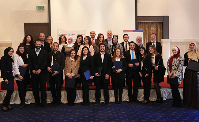 Tetra Tech is Supporting the Next Generation of Evaluation Experts in Jordan