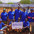 Helping bring clean, reliable water to Mapinduzi, Tanzania