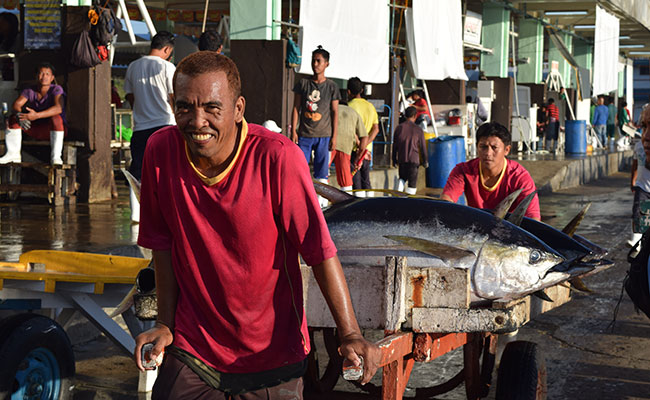 Tetra Tech is Helping Promote Sustainable Fisheries in the Asia-Pacific