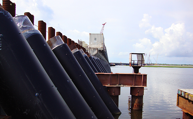 Inner Harbor Navigation Canal Surge Barrier