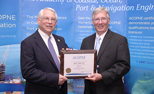 Tetra Tech employees recognized by ASCE