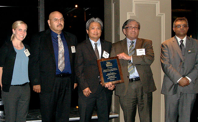 Wastewater Conveyance Award