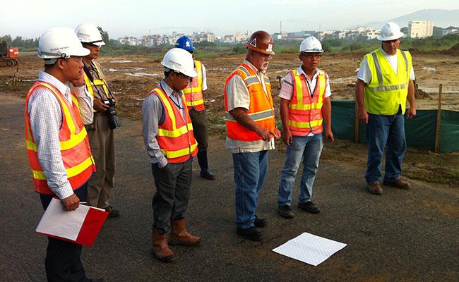 Safety Achievement USAID Da Nang Airport Remediation