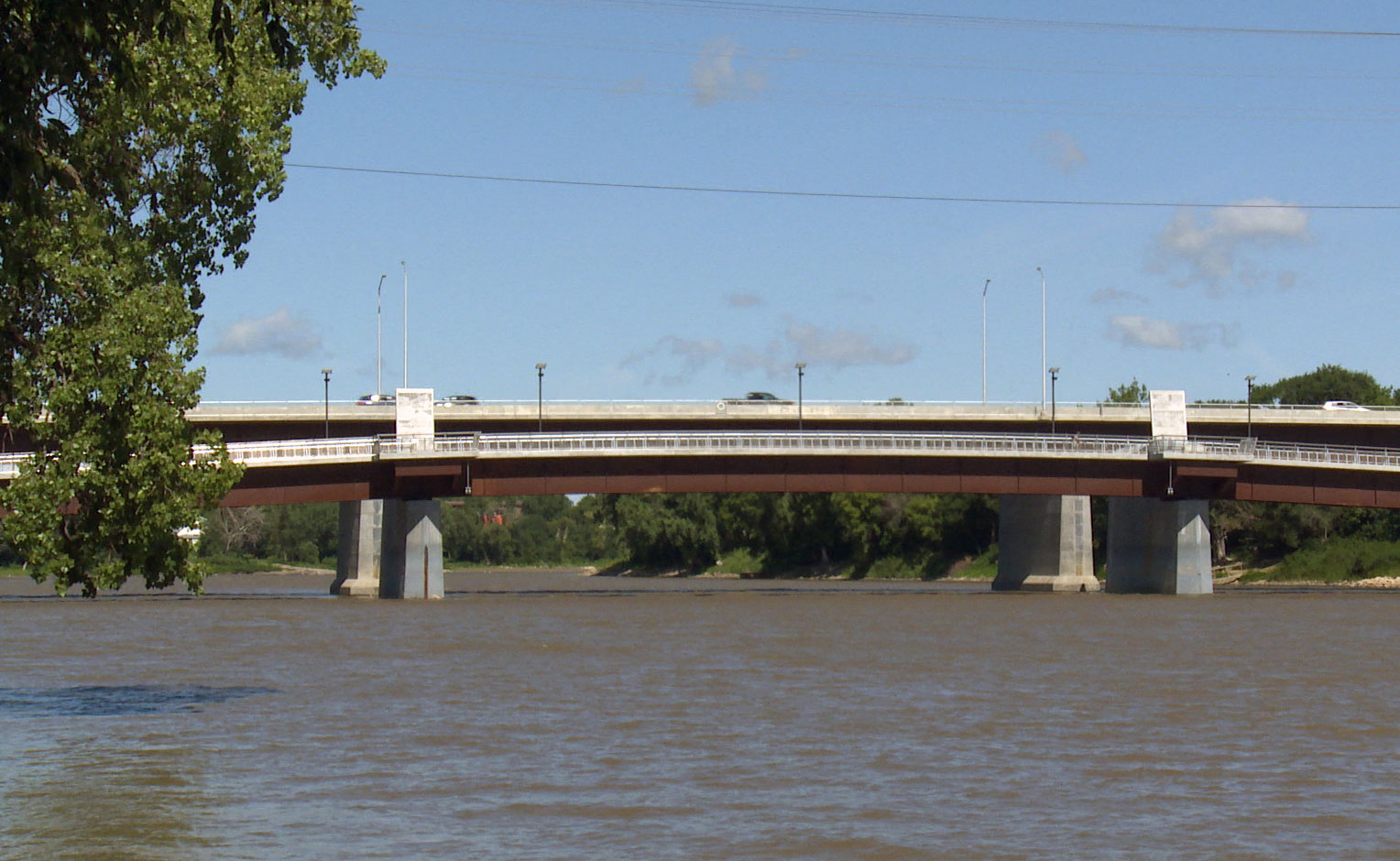 Disraeli Active Transportation Bridge is the Canadian Public Works Association 2014 Transportation Project of the Year