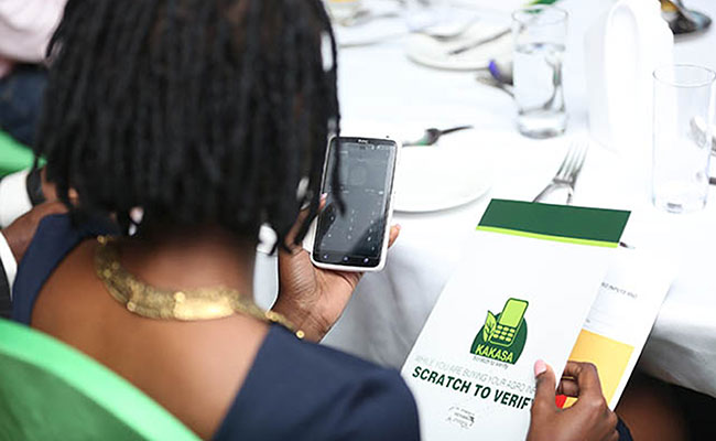 E-Verification Gives Food Security a Boost in Uganda