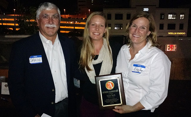 Tetra Tech's Miami Harbor Project Team Wins Outstanding Collaboration Award