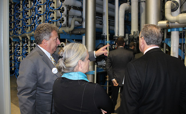 Tetra Tech Supports Largest Desalination Project in the Western Hemisphere