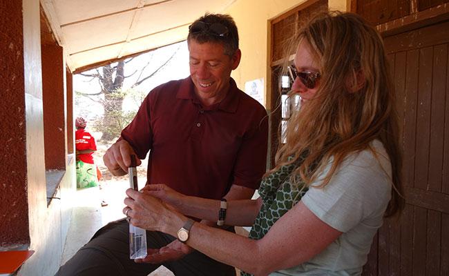 EWB-Boston is working to maximize the clean, plentiful water supply in Mkutani