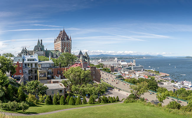 Tetra Tech will prepare the study for the new transportation link between Quebec City and Lévis.