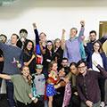 Tetra Tech's Melbourne, Australia, office celebrates Superhero Daughter Day