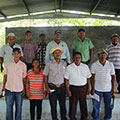 "Group of community members that make up the municipality, ""La Junta,"" which is responsible for maintenance of the water"