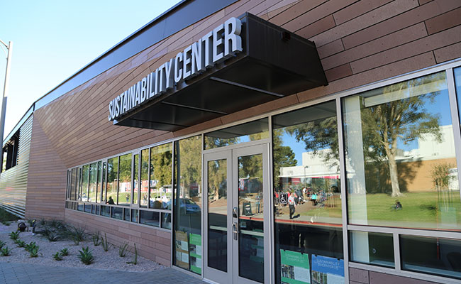 CSUN Sustainability Center, Northridge (Los Angeles), California