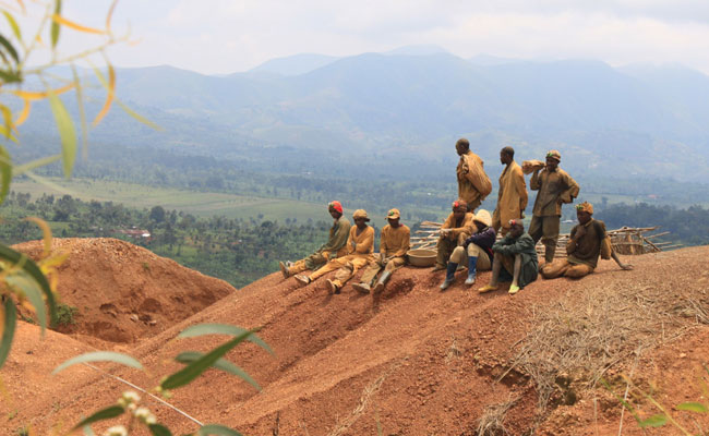 Responsible artisanal gold solutions in the Democratic Republic of the Congo (DRC)